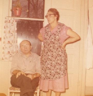 Grandpa & Grandma Kramlinger