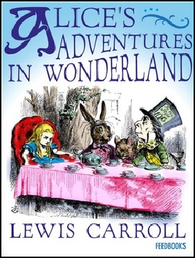 alice in wonderland book 1
