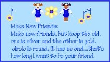 make new friends 10