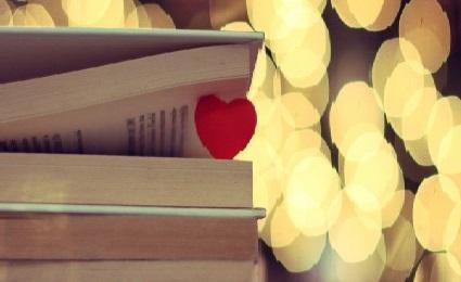 book heart 100