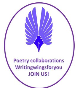 poetry collaboration button