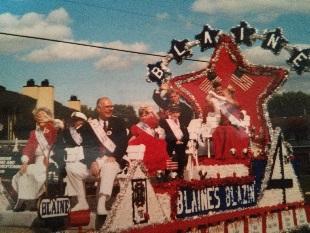 blaine parade