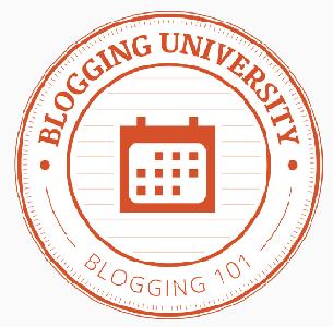 blogging university blogging 101