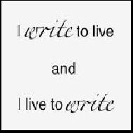 writing 500