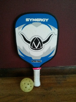 My new pickleball racket