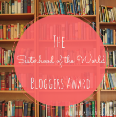 sisterhood of the world blogger award 1000