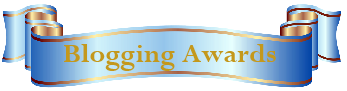 Blogging Awards Banner